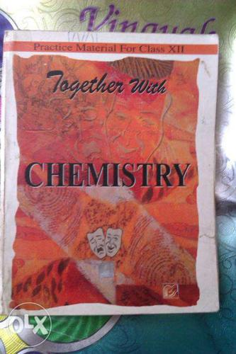 Chemistry book for class 12