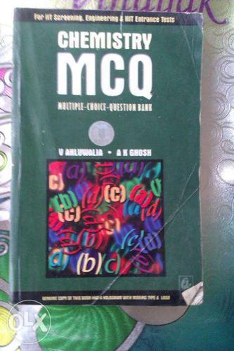 Chemistry MCQ book