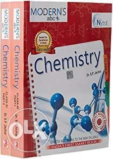 Chemistry modern class 11