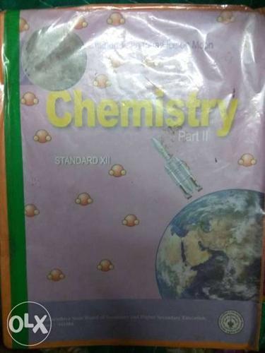 Chemistry Standard XII