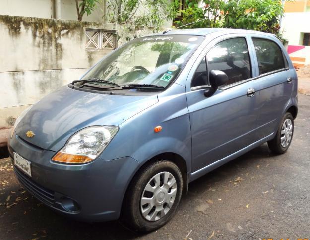 Chevrolet Spark Used Car In Madurai Chevrolet Spark Ls 2008 Model For Sale In Tiruchirappalli