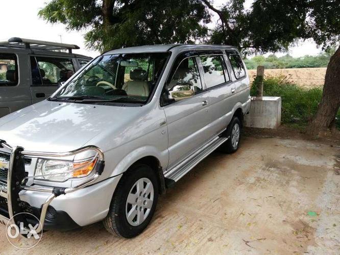 Chevrolet Tavera Diesel 70000 Kms 2014 Year For Sale In Tirupattur