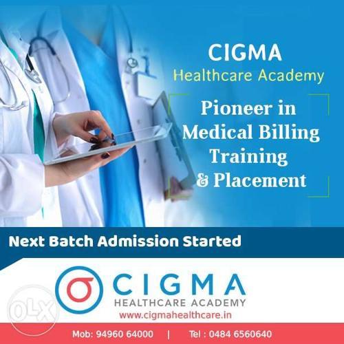Cigma Healthcare Academy, The best Healthcare Academy