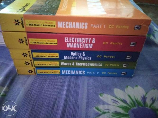 Class 11 12 physics books. Understanding Physics
