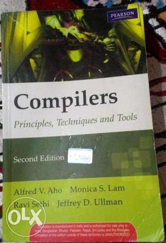Compilers : Principles, Techniques And Tools 2nd