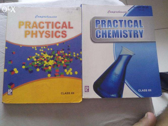 Comprehensive Practical CHEMISTRY and PHYSICS (class XII