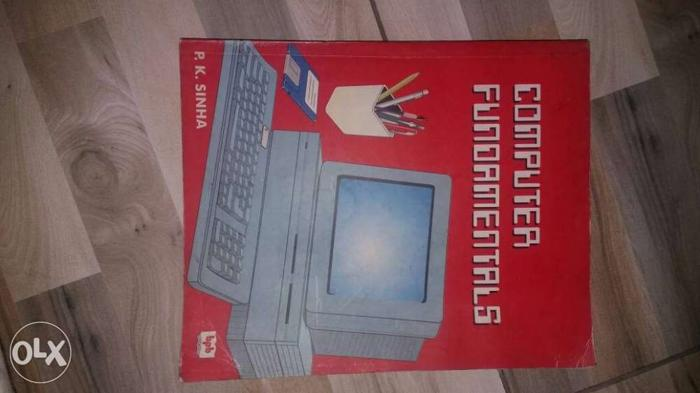 Computer books both for rs. 50 only.