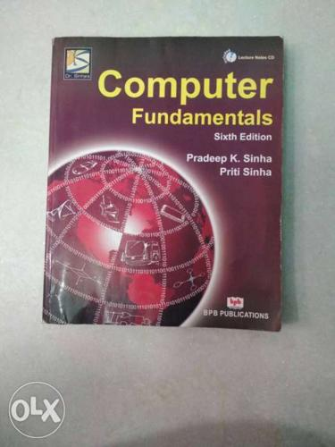 Computer Fundamentals Sixth Edition Book