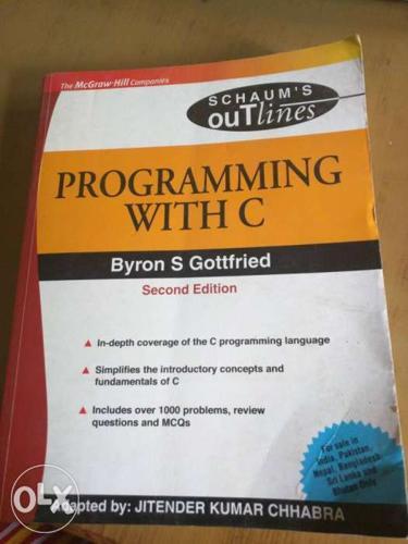 Computer programming C