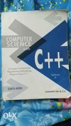 Computer Science C++ by Sumit Arora volume l