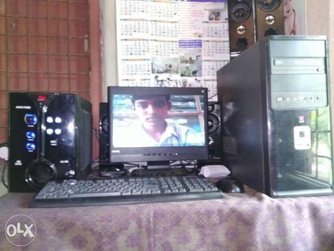 Computer Set-up..1 gb ram...160 gb