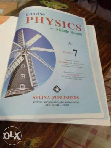 Concise Physics Book