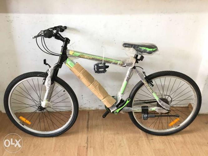 Cosmic offer sale:new cosmic 21spd gear cycle