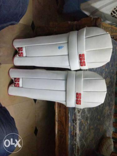 Cricket pads for ss company for good and excellent for