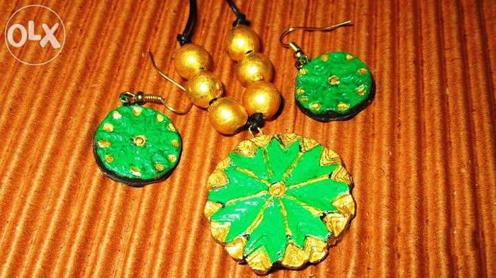 Daily wear Terracotta set