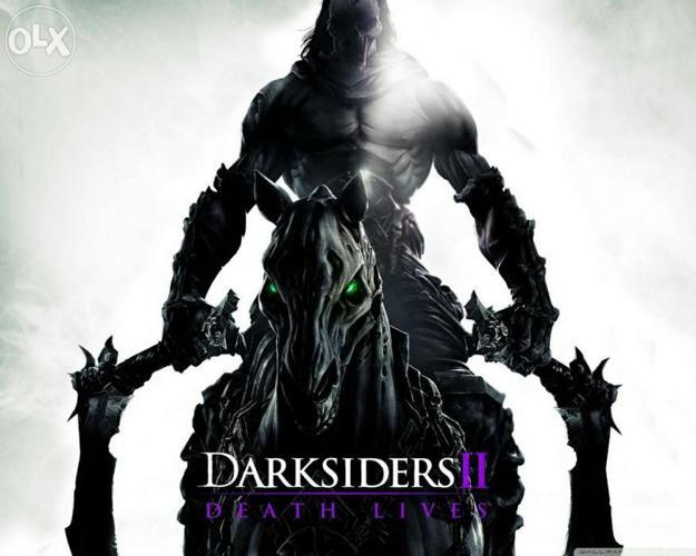 Darksiders ll pc games