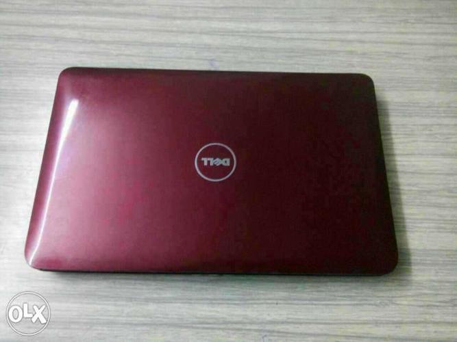 Dell laptop 2GBP rams 500GBP hdd webcam Bluetooth