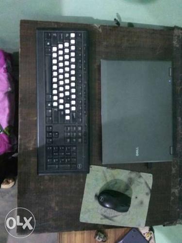 Dell latitude E5410 Intel core i5 Windows Vista