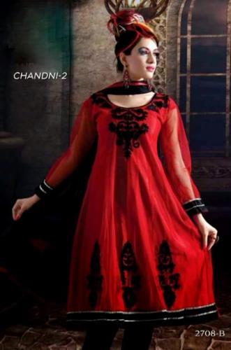 designer partywear salwar suits