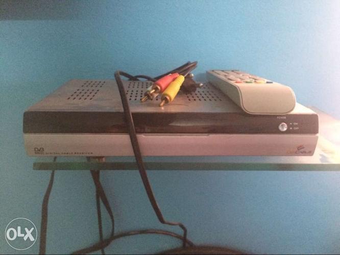DiGi Cable settop box it good condition