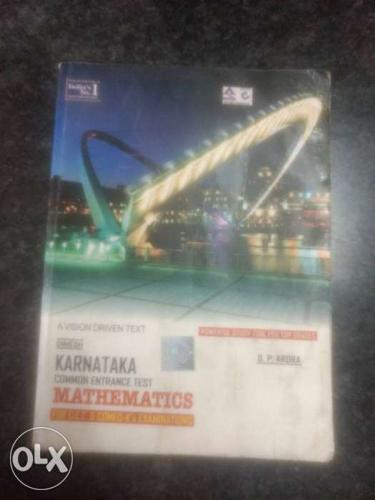 Dinesh Mathematics book. Useful for PUC students