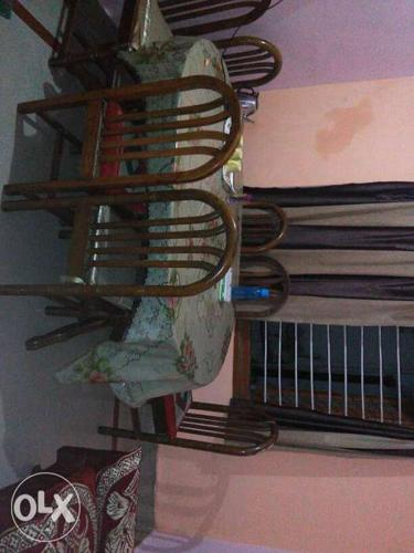 Dining table in best condition made up of pure