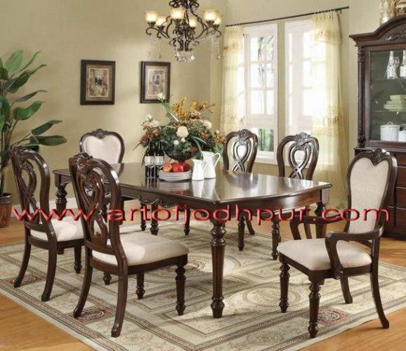 Dining table set dining room furniture online Hyderabad  : diningtablesetdiningroomfurnitureonlinehyderabad2171331 from hyderabad.indialisted.com size 578 x 500 jpeg 231kB