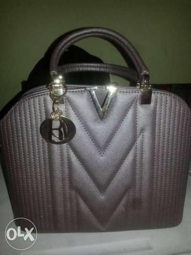 DIOR beautiful Grey color sling handbag