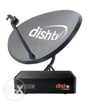 Dish tv.. excellent conditon used only 3
