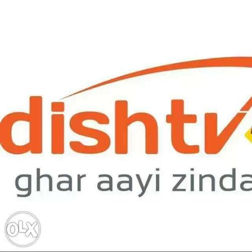 Dish tv set top box new connection two months