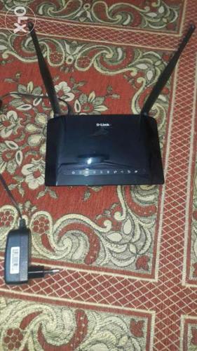 Dlink Wifi Router + Modem