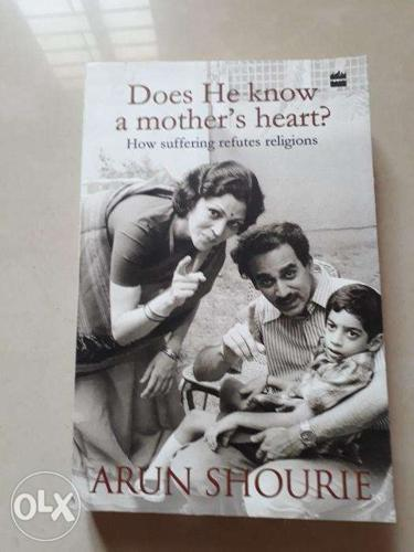Does He Know A Mothers Heart: How Suffering Refutes