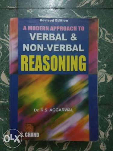 Dr. R S Aggarwal's verbal & nonverbal reasoning