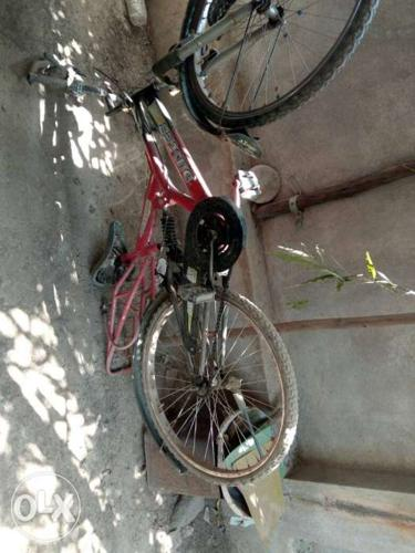 Duster shock absorber cycle only at cheap price I