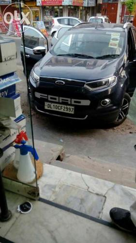 Ecosport Front Raptor Grill Made In Taiwan