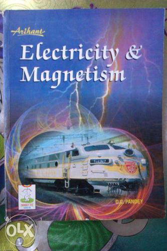 Electricity and Magnatism book