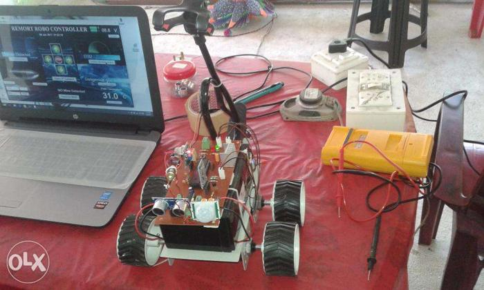 Electronics Projects For B.Tec,diploma,School Students.