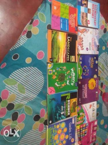 Eleven Learning Textbooks