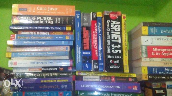 Engineering and computer science Books for Sale for Sale in Tambaram