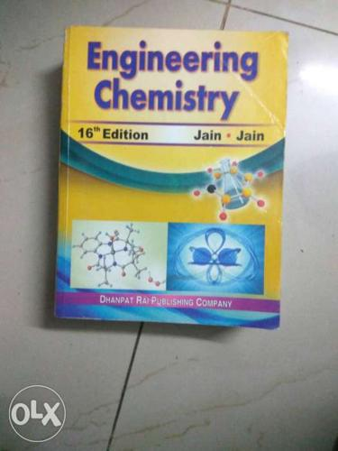 Engineering Chemstry Book(1st year)