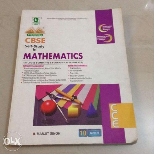 Evergreen mathematics for term 2, by Manjit
