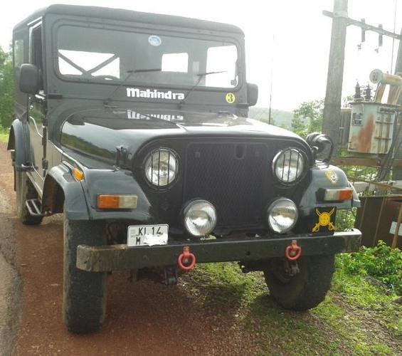Ex Army Mm550 Jeep For Sale For Sale In Kannur Kerala Classified Indialisted Com
