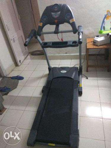 Extremely sturdy,attractive treadmill - Lifeline 6000 A