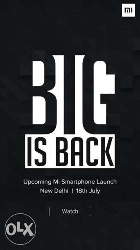 F-code for upcoming mi smartphone mi max 2