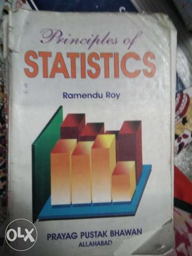 Famous book on Statistics by Ramendu Roy