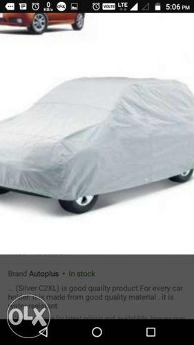 Fiat palio cover