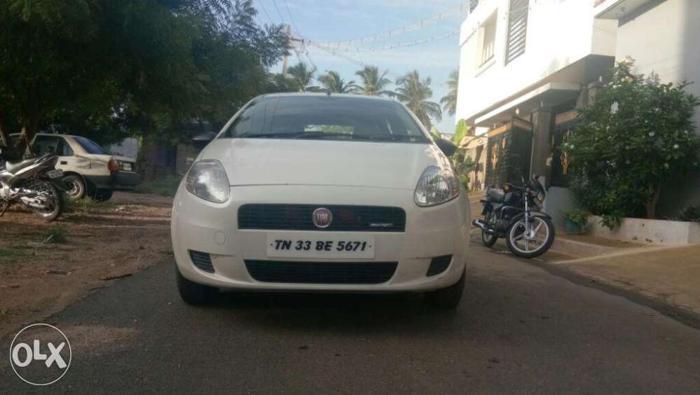 Fiat Punto Active 1.3, 2013, Diesel