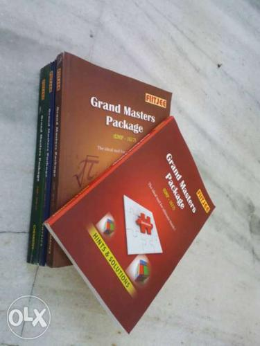 Fiitjee's Grand Master's Package(GMP) 2016-17