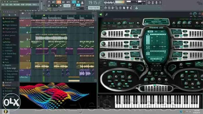 FL Studio 12 2 Software for Singer, Dancer, DJ professional