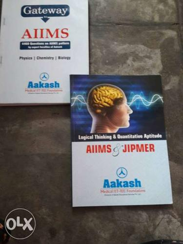 For AIIMS and Jipmer examinations with complete